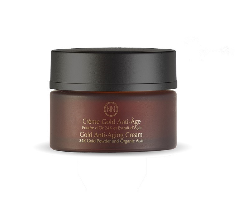 Crema Gold Anti-Edad, 50 ml